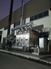 湿式静电预过滤装置